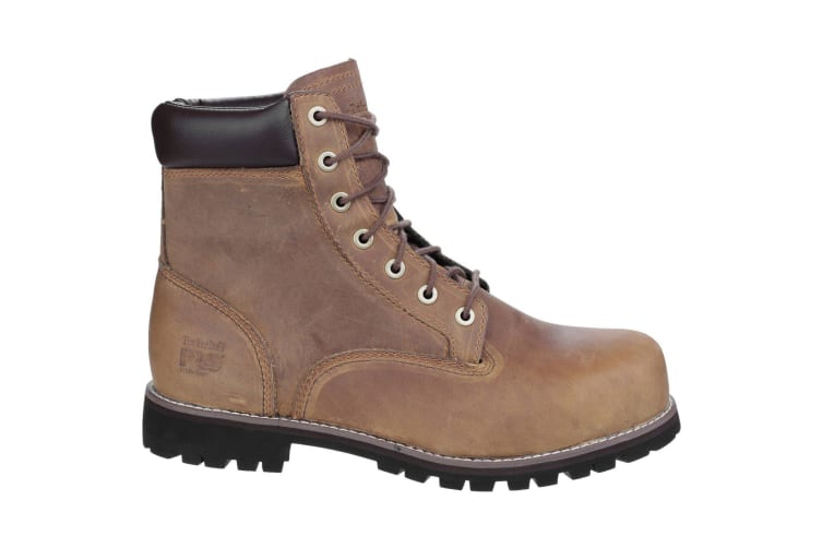 Timberland Pro Mens Eagle Gaucho Lace Up Safety Boot (Brown) (9 UK)