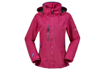 Musto Womens/Ladies Sardinia II BR1 Jacket (Cerise/Surf)