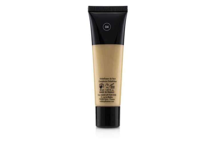 Make Up For Ever Ultra HD Perfector Blurring Skin Tint SPF25 - # 04 Golden Sand 30ml/1.01oz