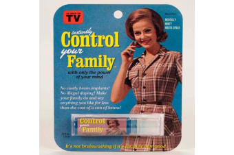 Control Your Family Mouth Spray