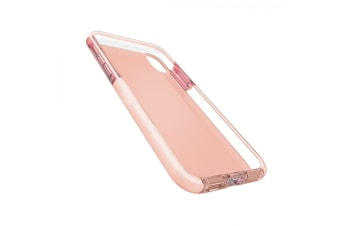 BodyGuardz Ace Pro Case for Apple iPhone XR - Pink/White