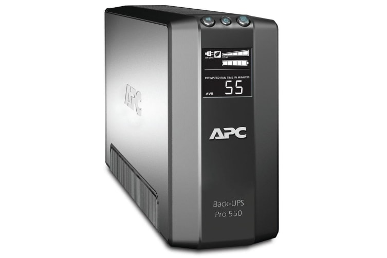 APC Back-UPS Pro uninterruptible power supply (UPS) Line-Interactive 550 VA 330