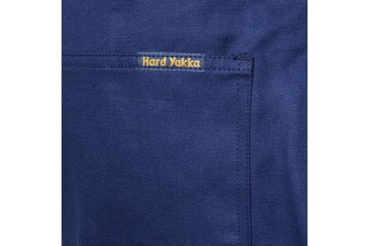 Hard Yakka Foundations Drill Pant (Navy, Size 102R)
