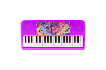 My Little Pony Electronic Keyboard Purple