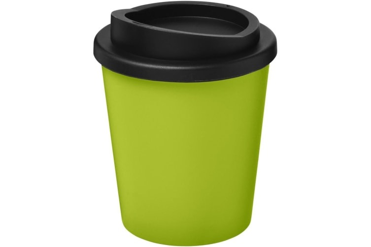 Americano Espresso 250ml Insulated Tumbler (Lime Green/Solid Black) (One Size)