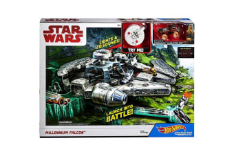 Hot Wheels Star Wars Millennium Falcon