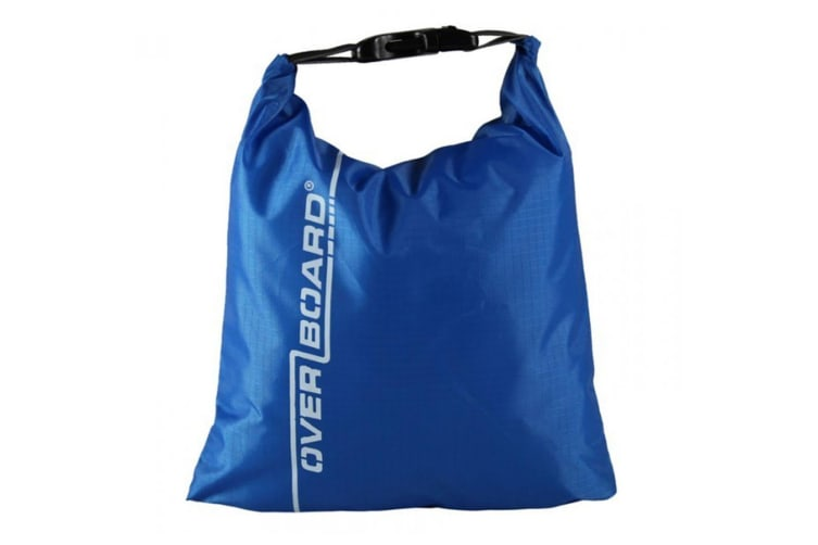 Overboard 1 Litre Dry Pouch BLUE