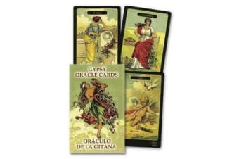 Gypsy Oracle Cards - Oraculo De La Gitana