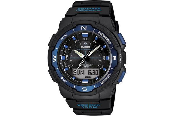 Casio Men's Sport Gear (SGW-500H-2BV)