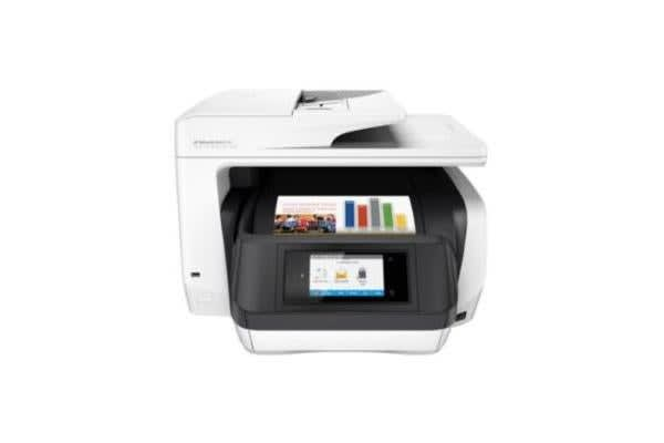 HP OFFICEJET PRO 8720 MFP A4 COPY SCAN FAX 24PPM DC 30K RMPV 2K USB NIC WIFI EPRINT AIRPRINT 250 SHEET INPUT 50 SHEET ADF DUPLEX