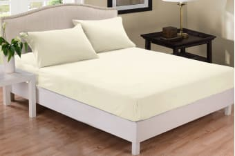 Park Avenue 1000 Thread count Cotton Blend Combo Set (Pebble)