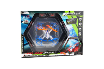 AeroQuest Aero-Raid Drone Racing Drone & Gate Set