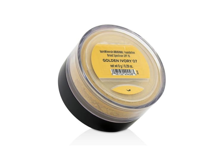 BareMinerals Original SPF 15 Foundation - # Golden Ivory 8g