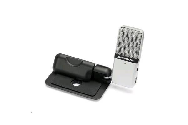 SAMSON Samson Go Mic Clip USB Microphone for Mac and PC Computers