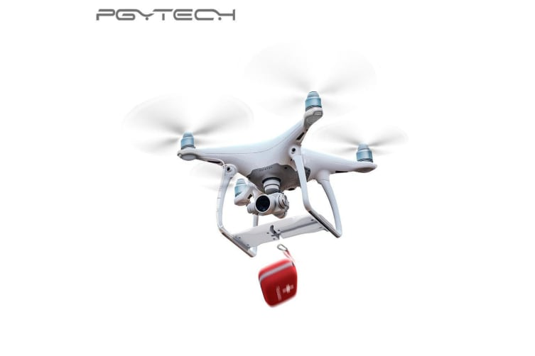 PGY Tech Air-Dropping System for Phantom 4 Series (with battery)