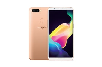 OPPO R11s Plus (64GB, Champagne Gold)