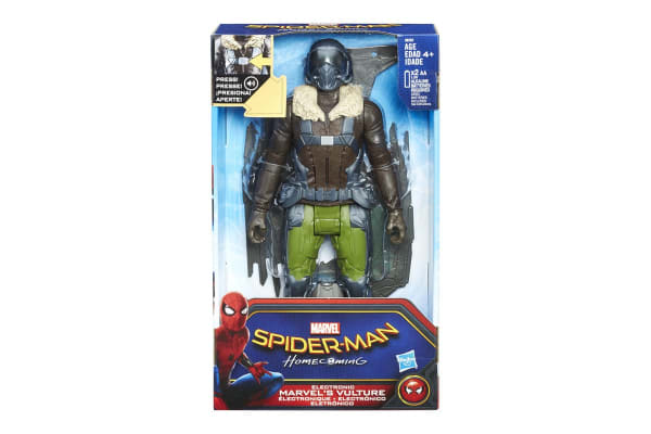 Spider-Man Homecoming Electronic Vulture Titan