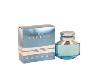 Azzaro Chrome Legend Eau De Toilette Spray 41ml/1.4oz