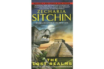 Lost Realms - Book IV of the Earth Chronicles