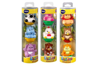 VTech ZoomiZooz Animal Collectible Toys - 3 Pack