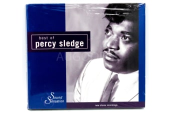 Best of Percy Sledge BRAND NEW SEALED MUSIC ALBUM CD - AU STOCK