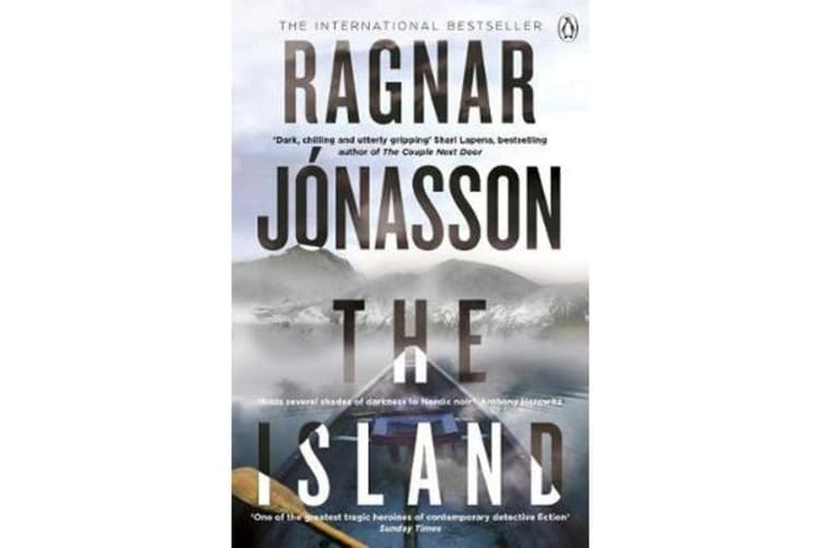 The Island - Hidden Iceland Series, Book Two