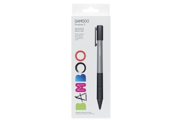 Wacom Bamboo Fineline 2 Pen for iPad (Grey)