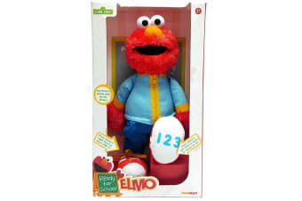 Sesame Street Ready for School Elmo
