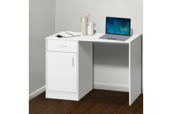 Computer Desk Office Table Storage Laptop Student Study Writing Home
