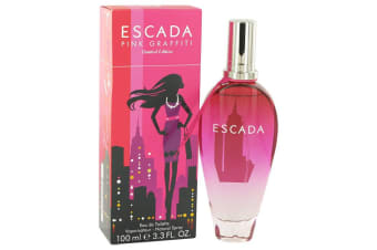 Escada Escada Pink Graffiti Eau De Toilette Spray 100ml/3.3oz
