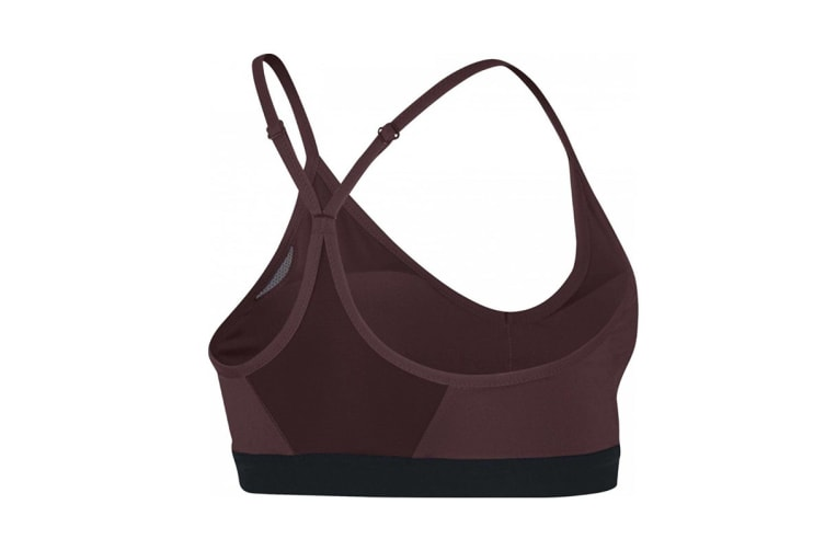 Nike Indy Sports Bra (Red, Size L)