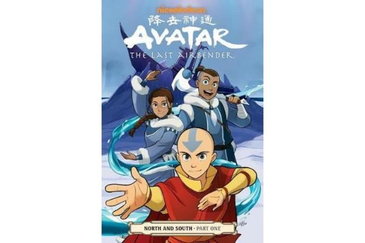 Avatar - The Last Airbender - North & South Part One