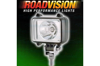 ROADVISION WORK LIGHT LIGHTS LAMP SPOT BEAM 55W WATT COMPACT SQUARE 12V NS1113S