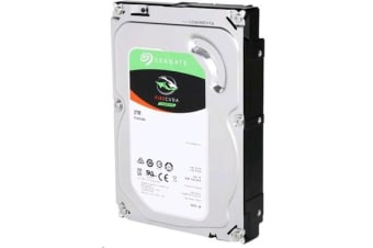 "Seagate FireCuda, 2TB 3.5"" Desktop Solid State Hybrid Drives(SSHD) 8G NAND Flash 64MB Cache"