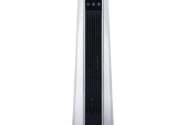 2400W Electric Ceramic Tower Heater (Silver)