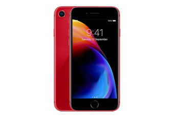Apple iPhone 8 (256GB, RED - Special Edition)