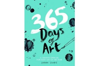 365 Days of Art - A creative exercise for every day of the year