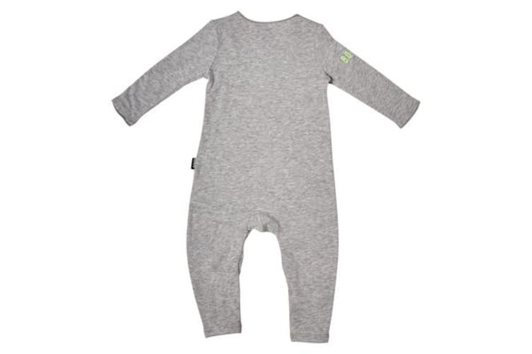 Bonds Wonderbodies (Grey, Size 000)