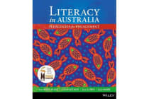 Literacy in Australia - Pedagogies for Engagement+ Istudy Version 1 Registration Card