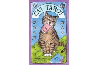 Cat Tarot - 78 Cards and Guidebook