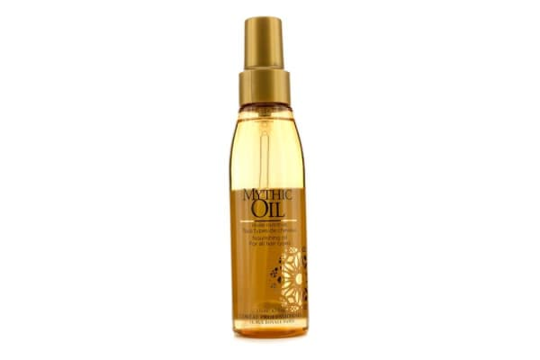 L'Oreal Mythic Oil Nourishing Oil (For All Hair Types) (125ml/4.2oz)
