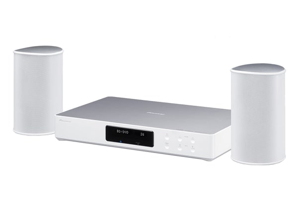"""Pioneer Fayola 2.0 Channel Wireless Home Theatre System with Wireless Speakers & 150W 6.5"""" Subwoofer"""