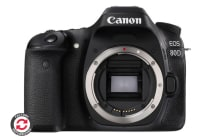 Canon EOS 80D DSLR Camera Body Only - Refurbished