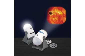 2-in-1 Space Projector Night Light | Use As Projector Or Night Light!