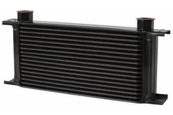 Aeroflow Oil Cooler 330 X 77 X 51mm Trans Or Engine Oil ,10 Row