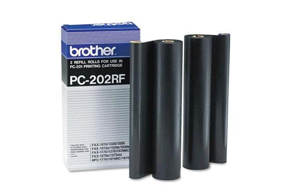 BROTHER Bro PC-202RF Fax Film 2s