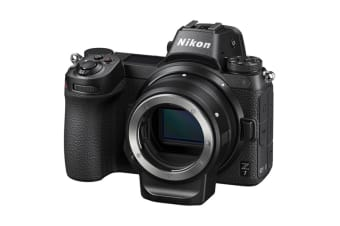 Nikon Z7 Body with FTZ Adaptor