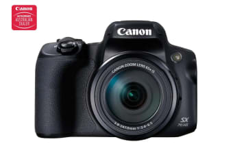 Canon PowerShot SX70HS Super Zoom Digital Camera