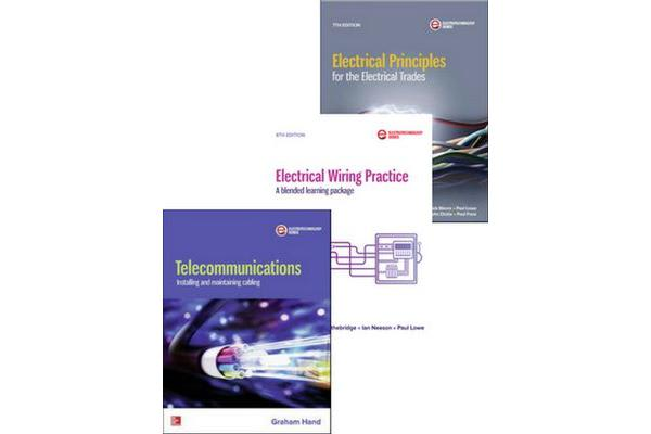 Value Pack - Electrical Principles for the Electrical Trades + Electrical Wiring Practice + Telecommunications + Connect Plus