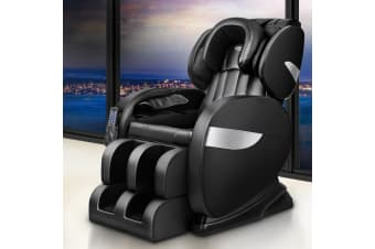 Livemor Electric Massage Chair Recliner Zero Gravity Shiatsu